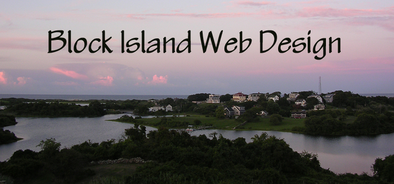 Block Island Web Design